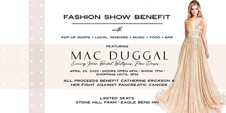 A Golden Fashion Show Benefit at Stone Hill Farm tickets
