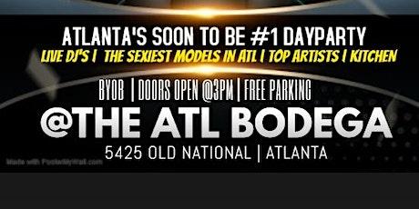 #2LitSundays | ATLANTA's NEW #1 HIP-HOP DAYPARTY tickets