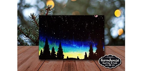 Paint and Sip - Step by Step Class - The Woods (03-11-2020 starts at 6:30 PM) tickets