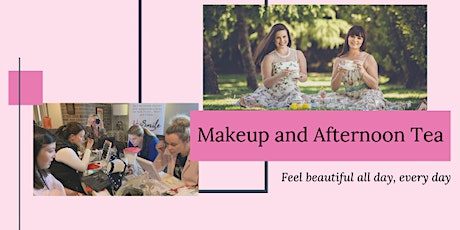 Her Smile Afternoon Tea and Makeup Event tickets