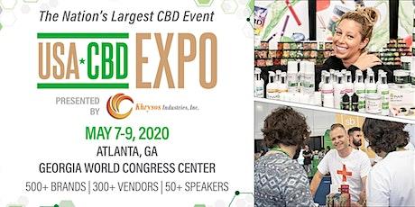 USA CBD Expo Atlanta tickets