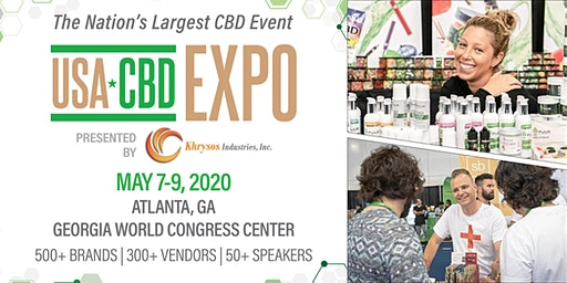 USA CBD Expo Atlanta