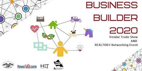 YPN Vendor Trade Show - Business Builder 2020 tickets