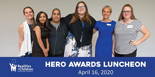 2020 Hero Awards Luncheon