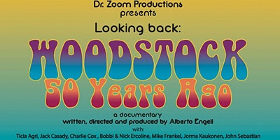 WOODSTOCK 50 YEARS AGO