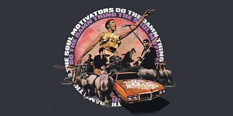 The Soul Motivators tickets