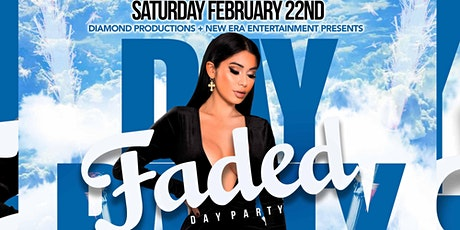 FADED: Pre-Tournament Weekend Day Party tickets