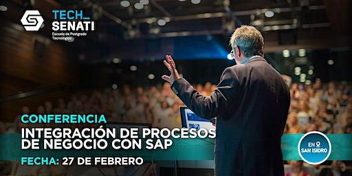 Conferencia: Integración de procesos de negocio con SAP