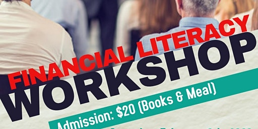 Financial Literacy Workshop: Manage Debt & Increase Cash Flow (Katy)