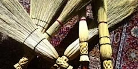 POSTPONED Traditional Broom Making with David Campbell  tickets