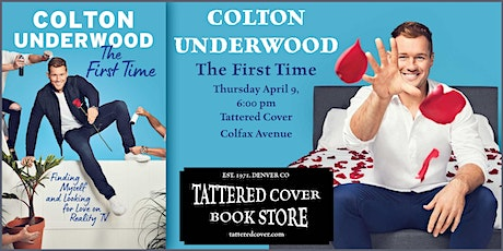 An Evening with Colton Underwood tickets