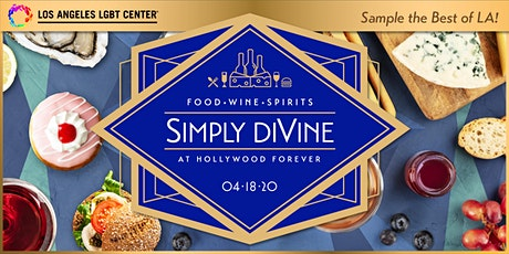 Simply Divine tickets