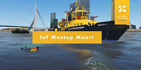 IoT Academy Meetup: AI & IoT in de haven tickets