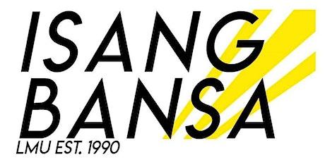 Isang Bansa's 29th Annual Pilipino Cultural Night tickets