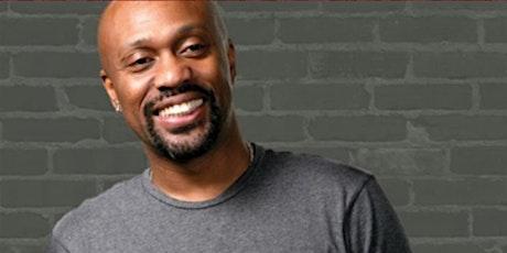 International Comedy Vibe XL Tony Woods tickets