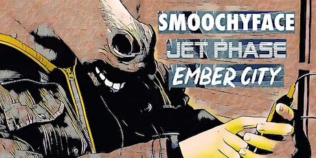 Smoochyface // Jet Phase // Ember City @ The Wormhole tickets