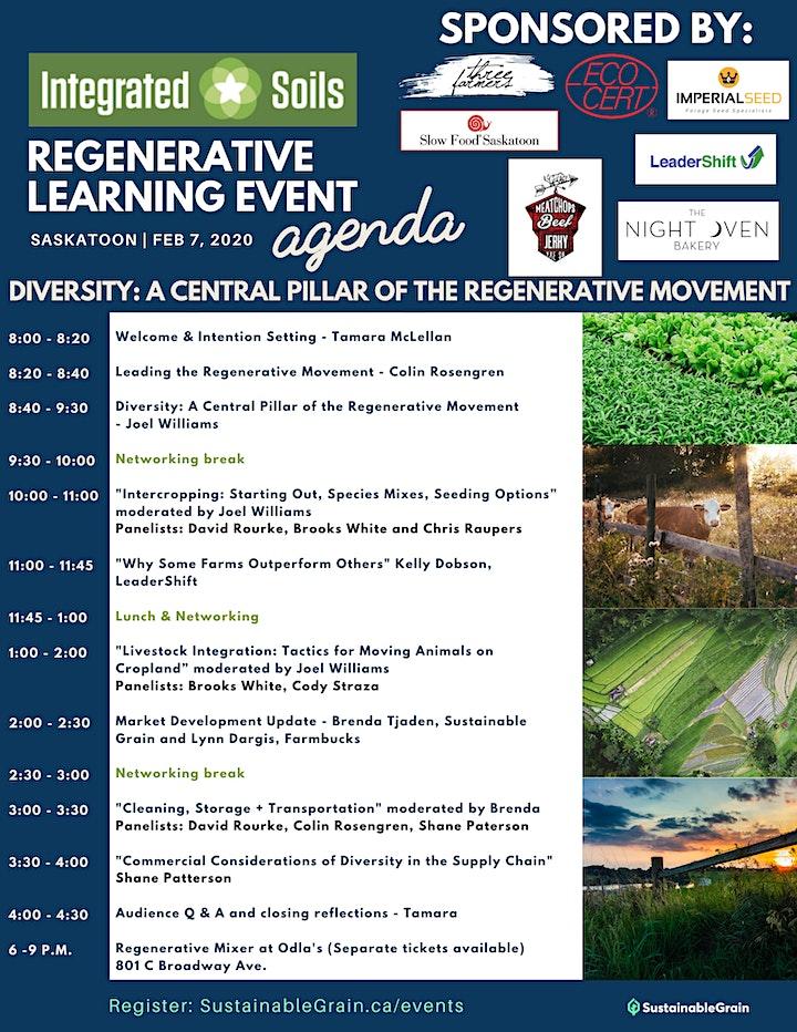 Regenerative Learning Workshop image