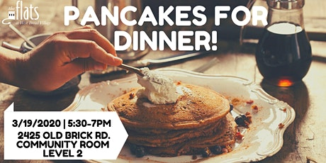 Pancakes For Dinner! The Flats at West Broad Village tickets