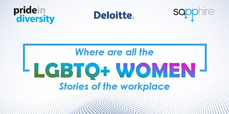 Where are all the LGBTQ+ Women: Stories of the Workplace SYDNEY tickets
