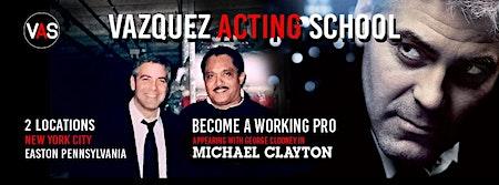 NYC Acting Seminar in PA