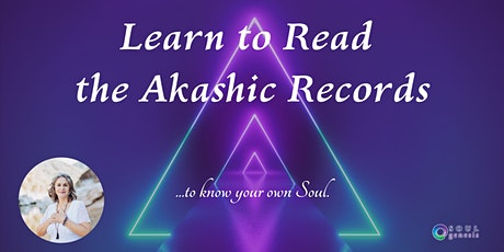 Learn To Read The Akashic Records - Beginning Certification Course (Canmore) tickets