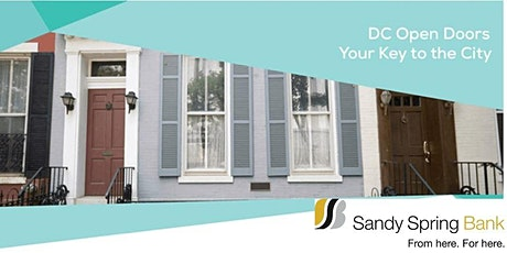 I want to buy a home in DC but don't have 20% down - YES YOU CAN! tickets