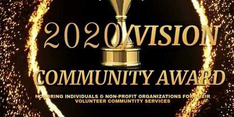 1st Annual 2020/Vision Community Vision Awards tickets