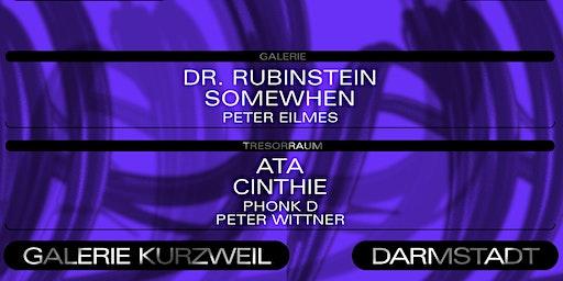 STR8 w/ Dr. Rubinstein/ Somewhen/ Ata/ Cinthie