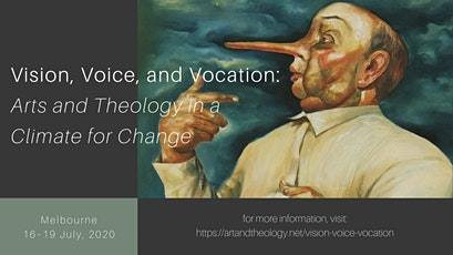 Vision, Voice and Vocation: Arts and Theology in a Climate for Change tickets