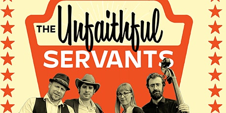 The Unfaithful Servants @ Hermanns Jazz Club - Special Guest BILL JOHNSON tickets