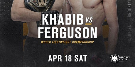 UFC 249: Khabib vs. Ferguson with the Hottest girls in Tampa tickets
