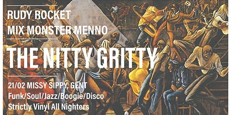 The Nitty Gritty - Free entrance tickets