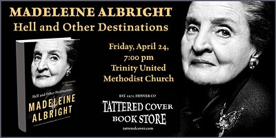 An Evening w/ Former Secretary of State Madeleine Albright