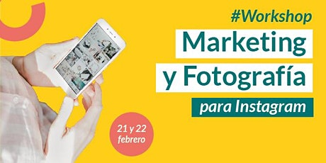 Workshop | Marketing y Fotografía para Instagram entradas