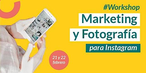 Workshop | Marketing y Fotografía para Instagram