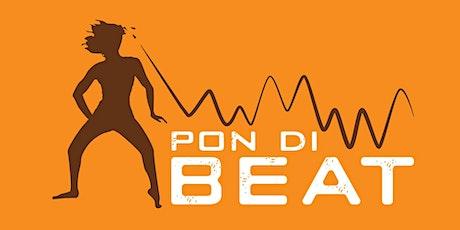 PON DI BEAT: AFROBEATS WITH MEKA OKU. ALL LEVELS. AFRO DANCE MASTERCLASS tickets