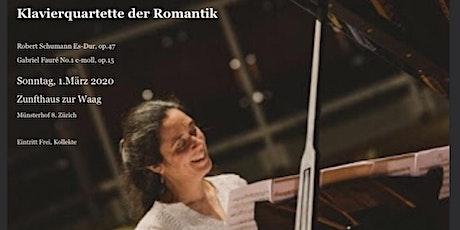 Klavierquartette der Romantik tickets
