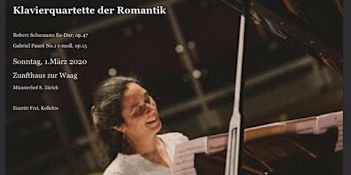 Klavierquartette der Romantik