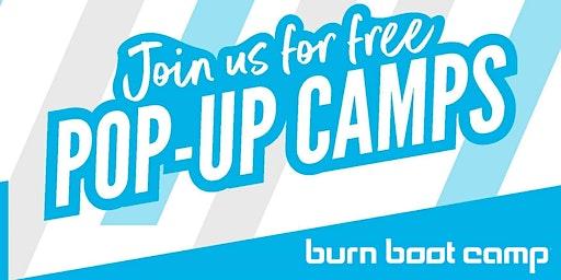 Burn Boot Camp at Sereno Park - FREE Pop-Up Camp