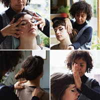 Indian Head Massage Workshop. A introductory workshop with Gisela Lopez