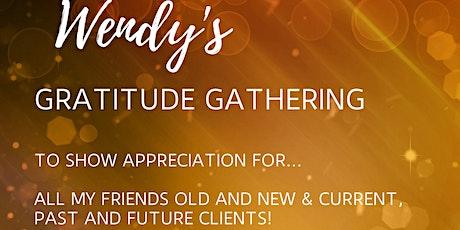 Wendy's Gratitude Gathering tickets