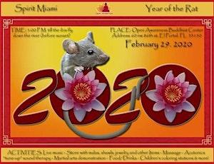 Spirit Miami - Losar Tibetan New Year in Miami Shores tickets