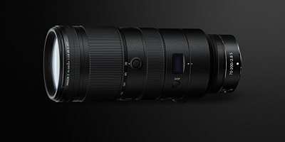 Nikon Nikkor Z 70-200mm F2.8 VR S Touch and Try - Brisbane