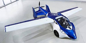 FLYING CARS IS NOT A FICTION - THIS IS OUR FUTURE