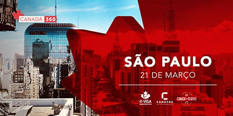 Canadá 360 - 2020 - SÃO PAULO ingressos