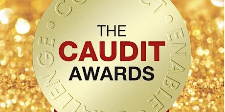2020 CAUDIT Awards presentation tickets