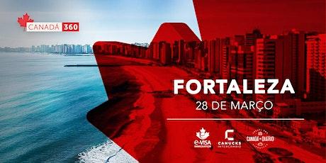 Canadá 360 - 2020 - FORTALEZA ingressos