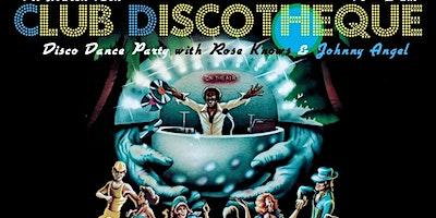Club Discotheque – Disco Dance Party