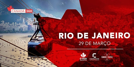 Canadá 360 - 2020 - RIO DE JANEIRO ingressos