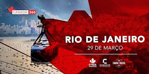 Canadá 360 - 2020 - RIO DE JANEIRO